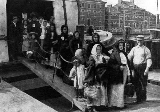 old and new immigration essays